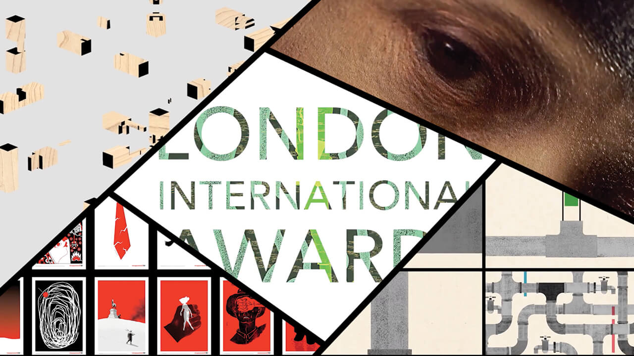 London International Award Show Trailer